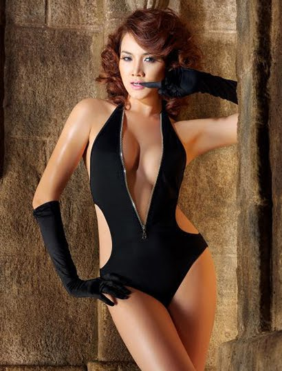 vietnamese model trang nhung latest photos