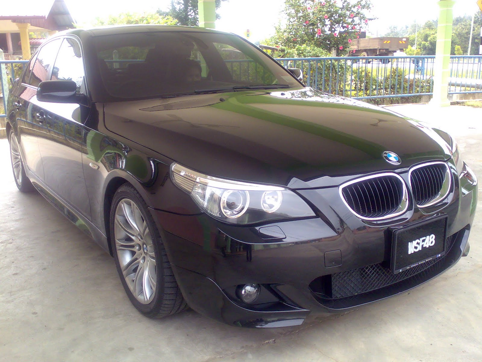 image bmw auto twenty first century 2005 bmw 530d touring