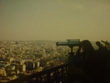 Mój Paryż w sepii - namiastka