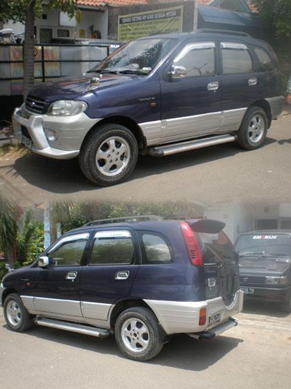 Daihatsu Taruna CSX Dijual Cepat