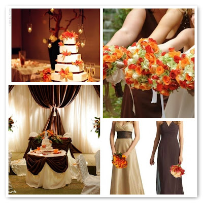 Fall Wedding Decorations on Fall Weddings   Paper Chick