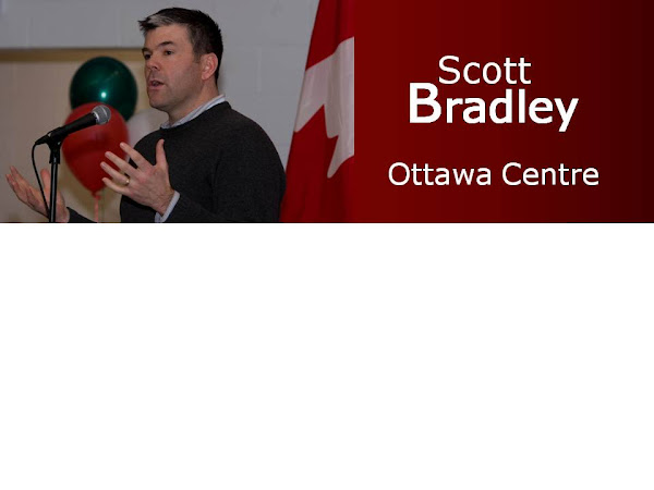 Scott Bradley for Ottawa Centre