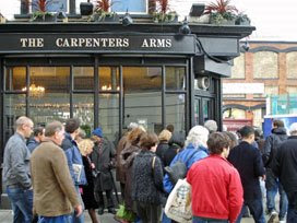Carpenters Arms, Bethnal Green