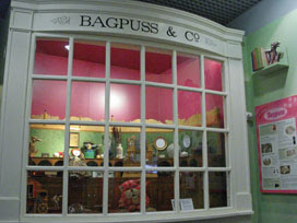 Emily's Shop, Canterbury Museum