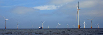 Kentish Flats wind farm