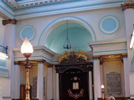 East London Central Synagogue, Nelson Street