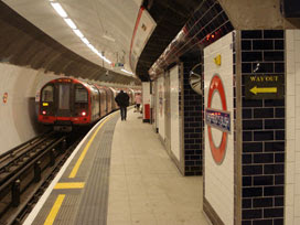 Shepherd's Bush platforms