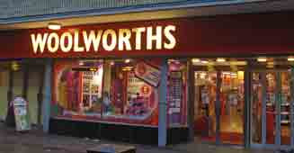 Woolworths, Poplar