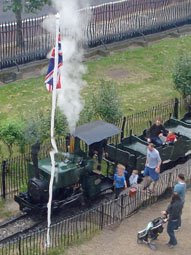 Kew Steam Railway