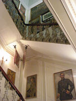 Sikorski Museum - staircase
