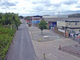 Marshgate Lane