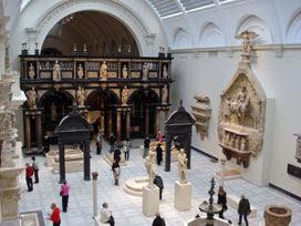 V&A Medieval & Renaissance Galleries