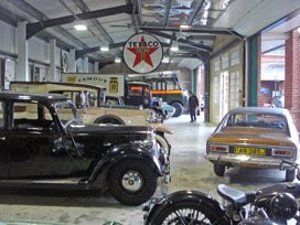 Whitewebbs Museum of Transport