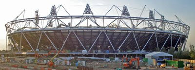 Olympic Stadium June 2010