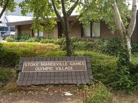 Stoke Mandeville Olympic Village