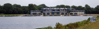 Eton College Rowing Centre