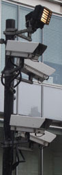 City security cameras