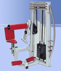 maquina para hacer abdominales