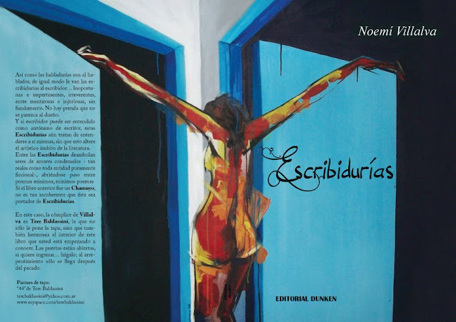 NUEVO - Escribidurías - Presentación 29/marzo/09
