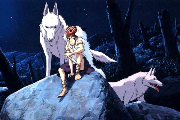 princess mononoke ashitaka. Princess Mononoke
