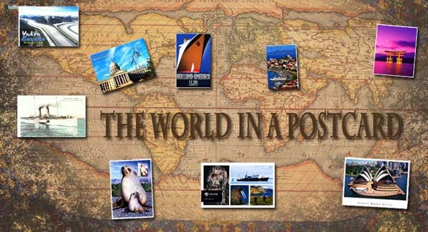 The World in a Postcard - Swap, Trade, Exchange Postcards