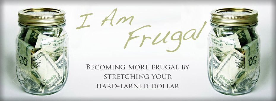 I Am Frugal