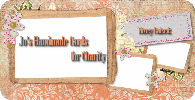 Jo's Handmade Cards for Charity