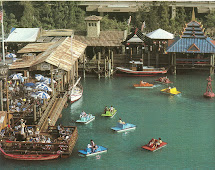 Vintage Disneyland Hotel
