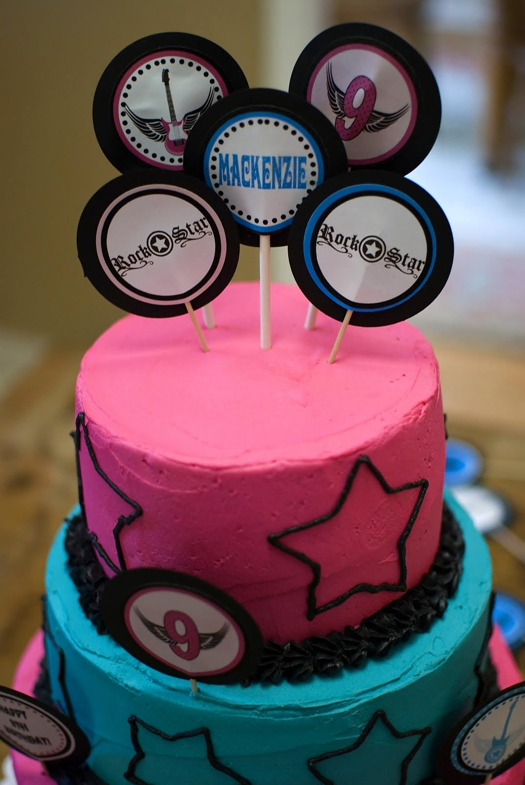 Whodathunkit Cakes Birthday Wedding And Special Occasion Custom