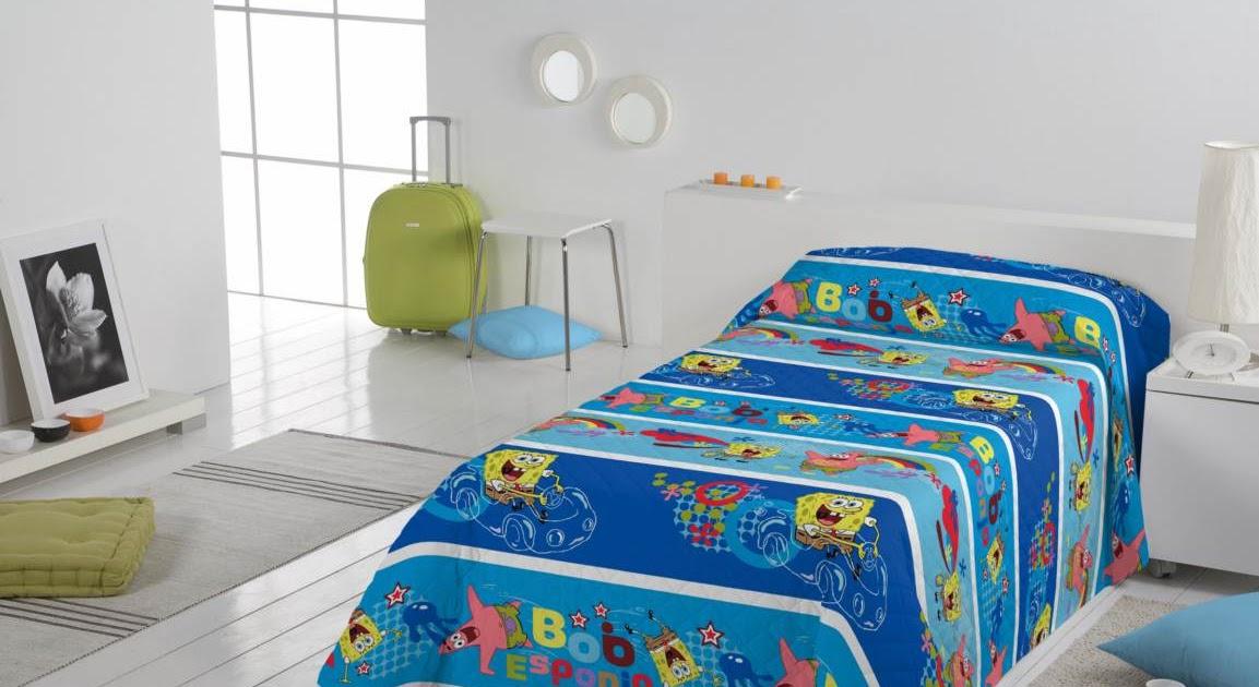 Habitaci n infantil bob esponja burbujas d 39 orte zaragoza - Panel japones infantil ...