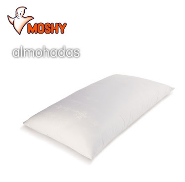 Almohada estampada Helicoitex de Moshy