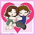 Valentine vs Imlek