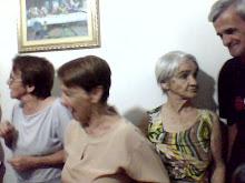 Dalva, Nirce, Naná e Luis