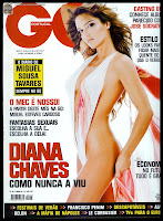 Diana Chaves GQ Junho 2008