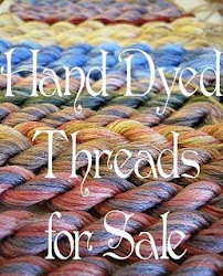 Hand Dyed Threads