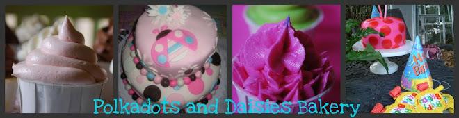 Polkadots and Daisies Bakery