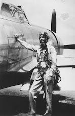 Tuskegee Airmen at Lockbourne AB.