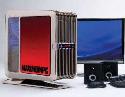Maximum Pc 2008 Dream Machine
