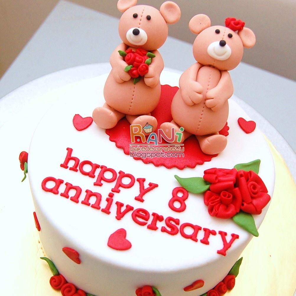 Cake Images With Name Rani : Rani Canglun Delights: .:.anniversary cake.:.