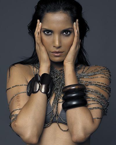 Top Chef Host Padma Lakshmi Scar. Doll relese Padma Lakshmi
