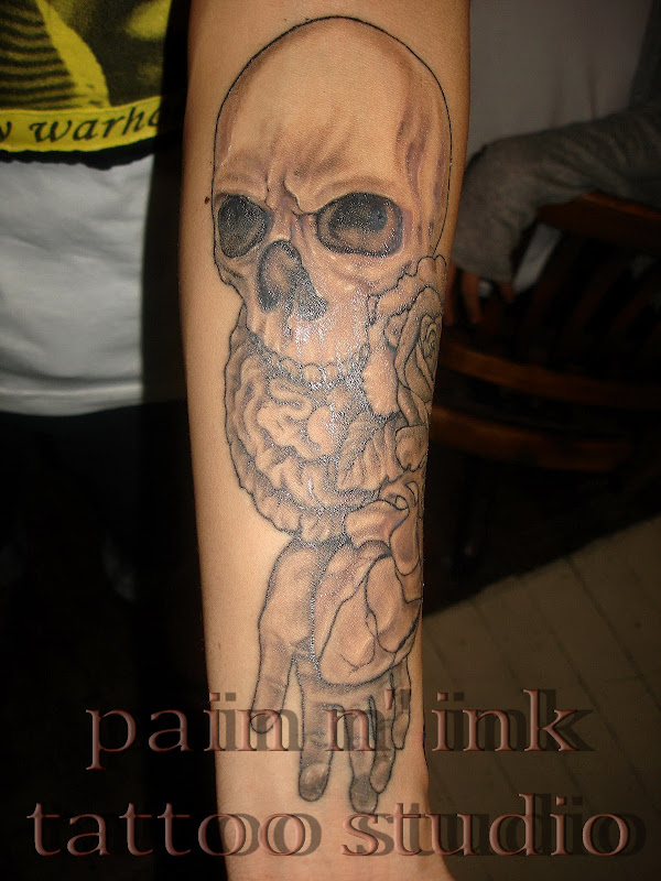 Pain n' Ink title=
