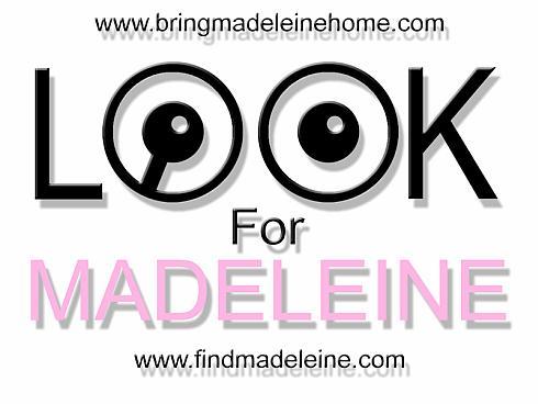 Bring Madeleine Home !
