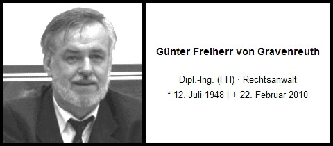 Günter Freiherr von Gravenreuth