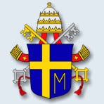 Papstwappen Johannes Paul II.