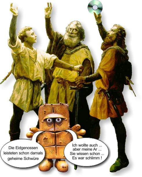 Bernd und die Eidgenossen