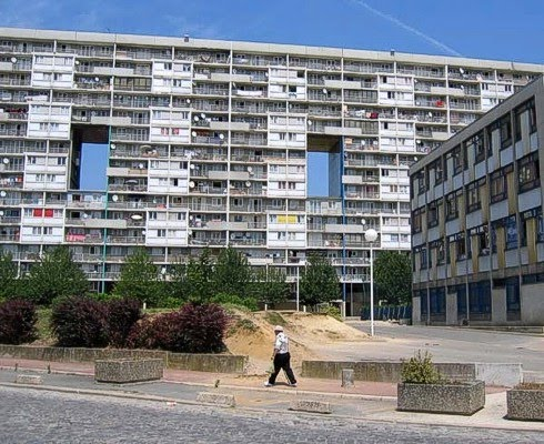 Barre Balzac in La Courneuve