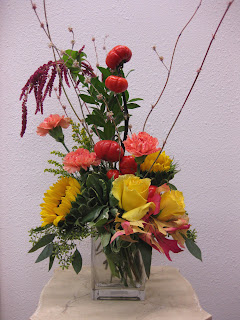 Visser's fall flowers