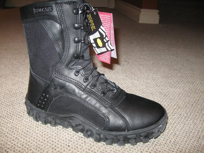 Grey Ops Rocky S2v Quot Special Ops Quot Boot Review Boot Week