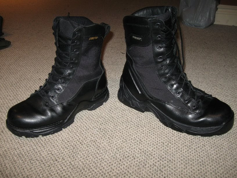 Grey Ops Up Close And Personal Danner Striker Gtx And
