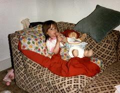 Me, age 4